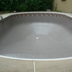 Swimming pool vinyl liner