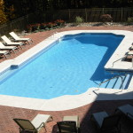 Modified Roman Pool (End Design) - Fleetwood, PA
