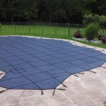 Blue Ultra Mesh Safety Cover - Gilbertsville, PA
