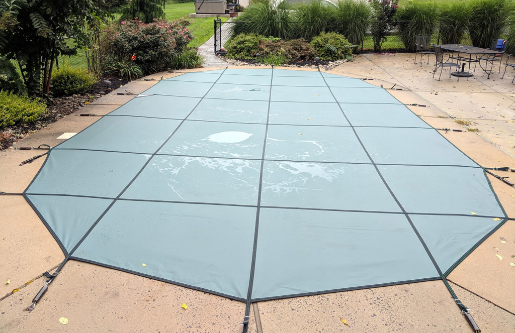 Green Ultra Solid Safety Cover - Phoenixville, PA