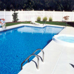 16x32 Pool with Spillover Spa - Wyomissing, PA