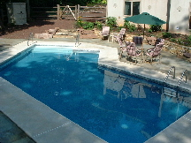 Small Lazy L Pool Design - Birdsboro, PA